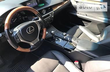 Lexus ES 300 hibrid 2015