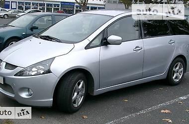 Mitsubishi Grandis 2.4 2007