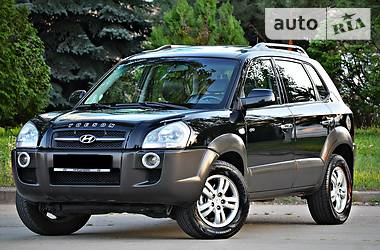 Hyundai Tucson *** TUCSON 4WD *** 2007