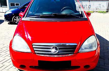 Mercedes-Benz A 170 1999