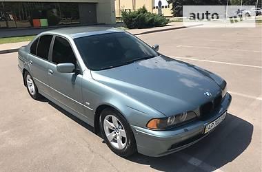 BMW 520 e39 2001