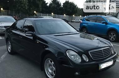 Mercedes-Benz E 200 2002