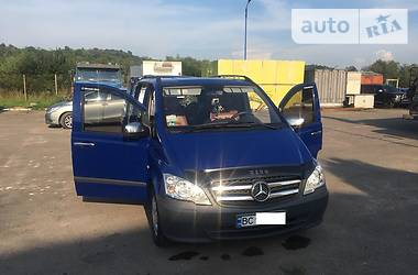 Mercedes-Benz Vito груз. 116 2012