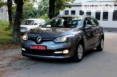 Renault Megane ABTOMAT LED 2015