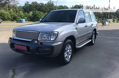 Toyota Land Cruiser 100 2003