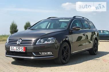 Volkswagen Passat B7 2.0 TDI 2013
