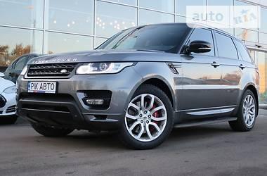 Land Rover Range Rover Sport 3.0 SDV6 HSE 2014