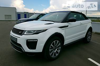 Land Rover Range Rover Evoque 2017