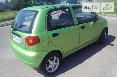 Daewoo Matiz AC 2008
