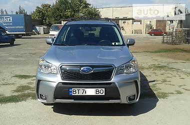 Subaru Forester premium 2.5 2014