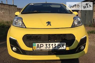 Peugeot 107 1.0i 2012