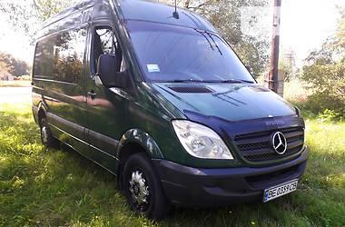 Mercedes-Benz Sprinter 315 пасс. 110kW 6 Mest 2006