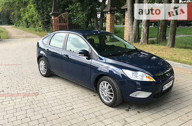 Ford Focus active 2010