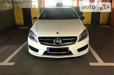 Mercedes-Benz A 180 2013