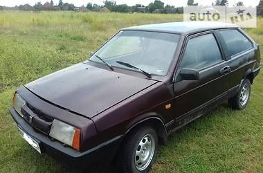 ВАЗ 2108 21083 1.5 1989