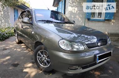 Daewoo Lanos 1.5 i 2012