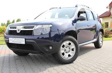 Dacia Duster 1.6  4wD 2012