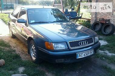 Audi 100 с4 кузов 1991