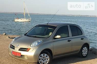 Nissan Micra Elegance 2005