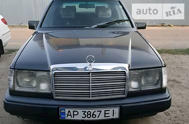 Mercedes-Benz E 200 1989