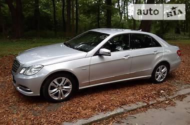 Mercedes-Benz E 200 AVANTGARDE 2010