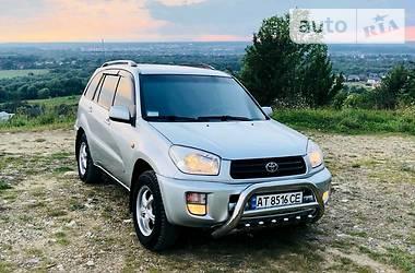 Toyota Rav 4 2000