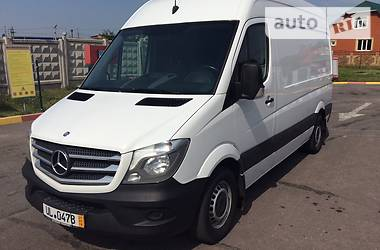 Mercedes-Benz Sprinter 316 груз. 2015