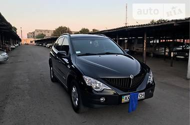 SsangYong Actyon 2.0D AT DeLux4 2010