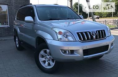 Toyota Land Cruiser Prado europe 2006