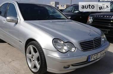 Mercedes-Benz C 200 2.0 CDI 2004