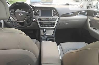 Hyundai Sonata Limited Convoy 2015