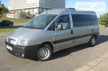 Peugeot Expert пасс. Long 2004