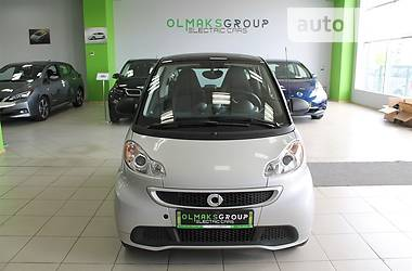 Smart Fortwo ED 2014