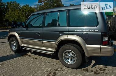 Mitsubishi Pajero 2.8 TD 1997