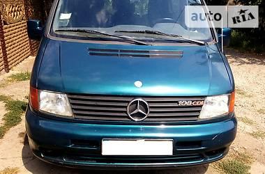Mercedes-Benz Vito груз.-пасс. 108 CDI 1999