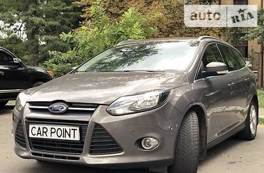 Ford Focus CL Limited 2012