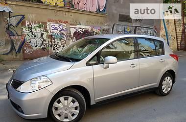 Nissan TIIDA Rodnoy probeg - 62 t 2008
