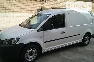 Volkswagen Caddy груз. 2.0 Ecofuel 2014