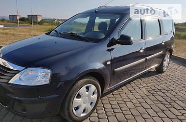 Dacia Logan MCV Laureate 2012
