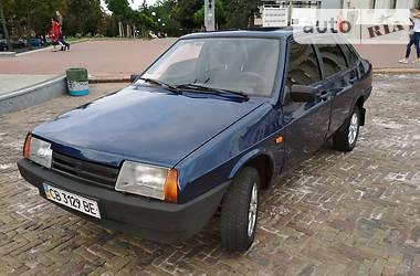 ВАЗ 21099 GAZ 2005