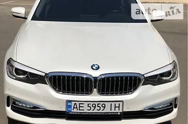 BMW 520 Luxury Line 520 2017
