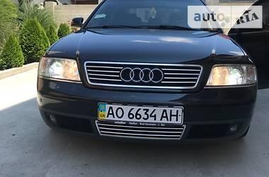 Audi A6 1.8 T 2001