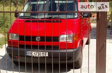 Volkswagen T4 (Transporter) груз-пасс. 1999