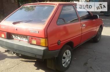 ЗАЗ 1102 Таврия 1102 1990