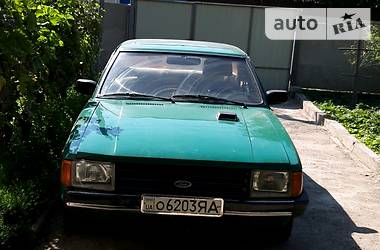 Ford Granada 1986
