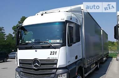Mercedes-Benz Actros 1830 LnR 4x2 2016