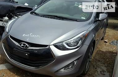 Hyundai Elantra 1.8 COUPE GS 2014