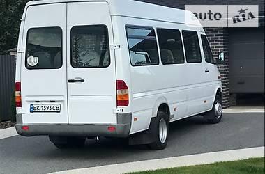 Mercedes-Benz Sprinter 413 пасс. 2002