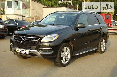 Mercedes-Benz ML 350 3.0 CDI 2012