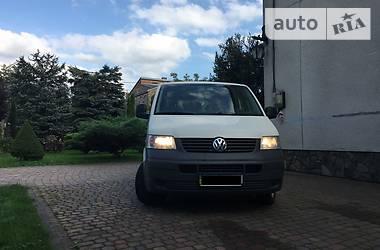 Volkswagen T5 (Transporter) пасс. 1.9 TDI 77 kW 2005